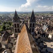 Autun et Angers: la belle histoire des cathédrales