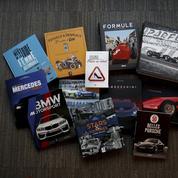 Livres autos, notre sélection de Noël