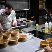 Le boom des livraisons atténue la crise des restaurants