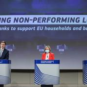 L'Europe veut désamorcer la bombe des créances douteuses