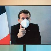 Comment, un an après son apparition, le Covid-19 a rattrapé Emmanuel Macron