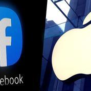 Publicité ciblée: Facebook part en guerre contre Apple