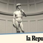 Le double en 3D du David de Michel-Ange: les secrets d'une reproduction unique au monde