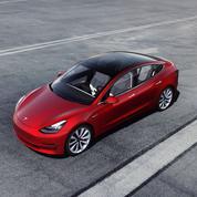 Tesla trébuche pour son entrée dans le Standard &Poor's 500
