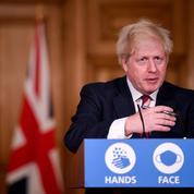 Reconfinements surprise en Angleterre: «Le capital politique de Boris Johnson s'amenuise petit à petit»