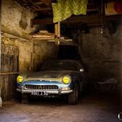 Plus de 240 000 € pour une Ferrari 330 GT endormie depuis 40 ans