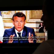 Emmanuel Macron a fait main basse sur les meilleures audiences TV de 2020