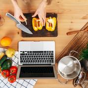 En 2020, les Français confinés se sont rués sur les sites web de cuisine