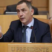 Pour Gilles Simeoni, l'État joue la «politique du pire» en Corse