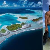 Bixente Lizarazu: «J'aime les vibrations de la Polynésie»