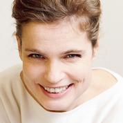 Sarah Biasini, du rire aux larmes