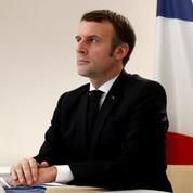 Guillaume Tabard: «Emmanuel Macron joue la carte du leadership de la démocratie»