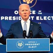 États-Unis: Joe Biden sur un volcan