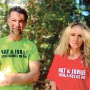 Jorge Carreto et Nathalie Arrari, les soignants de YouTube