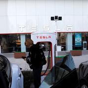 Les Chinois prisent les marques de voitures électriques locales