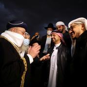 Disputes arabes autour de l'esplanade des Mosquées à Jérusalem