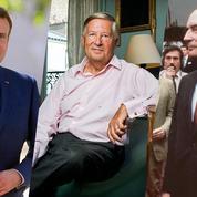 Emmanuel Macron, Alain Duhamel et François Mitterrand... Les indiscrétions du Figaro Magazine