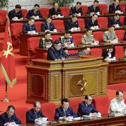 Kim Jong-un bombe le torse avant l'entrée en fonction de l'Administration Biden