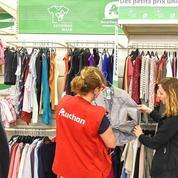 Seconde main: Auchan parie sur l'occasion dans ses hypermarchés
