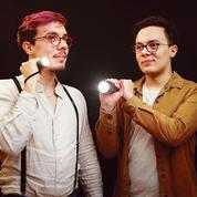Tom et Nathan Lévêque: serial lecteurs