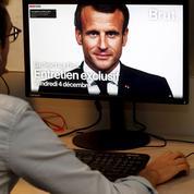 """Jean-Pierre Robin: «Les """"choses dures"""" qui hantent Macron et l'empêcheraient de se représenter»"""