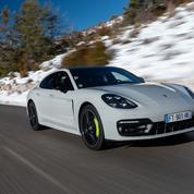 Porsche Panamera 4S E-Hybrid, la puissance sans malus