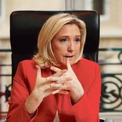 Marine Le Pen, 10ans à la tête d'un RN dédiabolisé