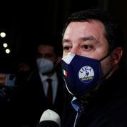 Italie: «Pour Salvini, la querelle au sein de la majorité actuelle est une aubaine formidable»