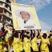 En Ouganda, Museveni rafle un sixième mandat
