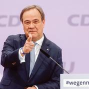 Allemagne: le centriste Armin Laschet prend la tête de la CDU