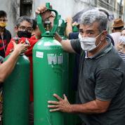 Covid-19: le variant brésilien soupçonné dans la nouvelle catastrophe qui frappe la ville de Manaus
