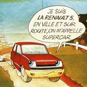Renault 5, une voiture à vivre