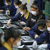 Chine: les sociétés d'État pèsent plus lourd dans l'économie