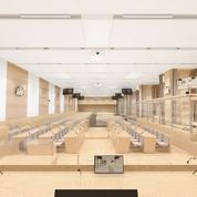Une salle spectaculaire pour le procès des attentats de novembre 2015