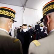 Sahel, dissuasion, montée en puissance des armées... Les vœux de Macron face aux «peurs obsidionales»