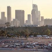 Los Angeles submergée par l'épidémie de Covid-19
