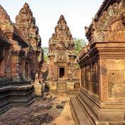 André Malraux, pilleur d'Angkor