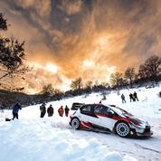 Un Rallye Monte-Carlo à la sauce couvre-feu