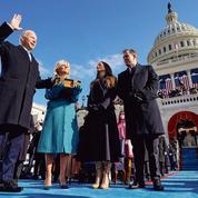 Joe Biden jure de rassembler l'Amérique