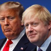 Boris Johnson débarrassé de son ancien allié Donald Trump