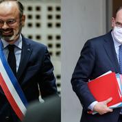 Retrouvailles au Havre entre Édouard Philippe et Jean Castex