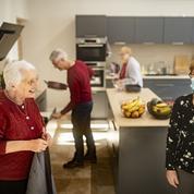 Les jours heureux des seniors qui vivent en colocation