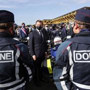 Le contrôle des frontières, thème devenu inévitable pour Macron et ses opposants