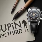Quelle nouvelle montre pour Arsène Lupin?