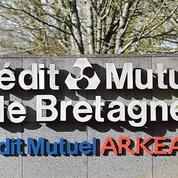 Crédit mutuel: nouvelles empoignades avec Arkéa