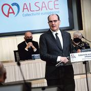 Jean Castex critique le découpage des grandes régions