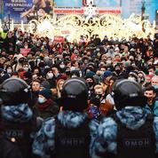 À l'appel de Navalny, les Russes ont défié Poutine de Moscou à la Sibérie