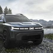 Dacia Bigster Concept, la promesse d'un grand SUV bon marché