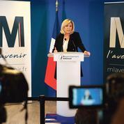 Marine Le Pen, en attendant la présidentielle de 2022