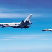 Pékin teste la détermination de Joe Biden dans le ciel de Taïwan